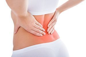 Лечение миалгии (боли в мышцах спины) в клинике Тибет. Растяжение ...