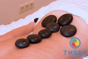 Стоунтерапия в клинике Тибет